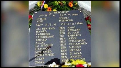 L'étonnante histoire de 12 tirailleurs marocains inhumés sous X