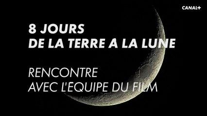 8 Jours de la Terre à la Lune - Interview des réalisateurs (version longue)