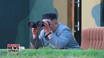 N. Korea shows confidence about missile capabilities through Tuesday's test-fire