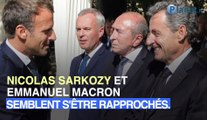 La relation Nicolas Sarkozy - Emmanuel Macron