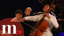 George Li and Sheku Kanneh-Mason - Mendelssohn: Sonata for Cello and Piano - Verbier Festival 2019