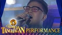 Jan Carlos Libanan is the new defending champion | Tawag ng Tanghalan