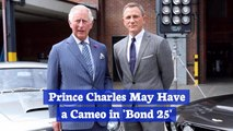 Bond 25 Might Feature Prince Charles