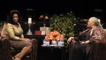 Oprah Winfrey ehrt die legendäre Toni Morrison