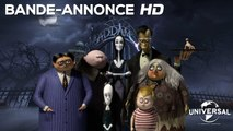 La Famille Addams Bande-annonce VF (2019) Charlize Theron, Oscar Isaac
