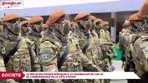 Le défilé des forces spéciales à la célébration de l'an 59 de l'indépendance de la Côte d'Ivoire