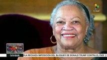 Somos: Muere la escritora estadounidense Toni Morrison