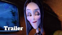 The Addams Family Trailer #1 (2019) Finn Wolfhard, Charlize Theron Animated Movie HD