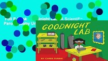 Full E-book  Goodnight Lab: A Scientific Parody (Baby University)  Review