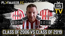 Fan TV | Comparing Sheff Utd's promotion-winning sides of 2006 & 2019