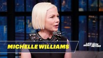Michelle Williams Screamed When She Met Lin-Manuel Miranda