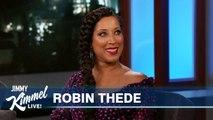Robin Thede on Denzel Washington - A Black Lady Sketch Show