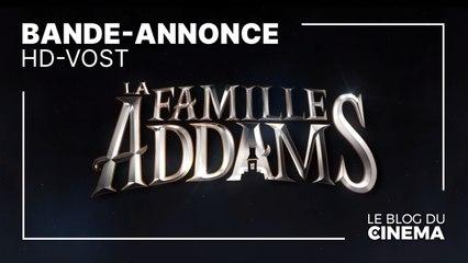 LA FAMILLE ADDAMS : bande-annonce [HD-VOST]