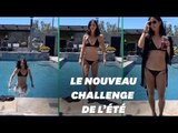 #CourteneyCoxChallenge: ce plongeon inversé est le nouveau défi de l'été
