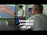 Ce cathéter en réalité virtuelle veut révolutionner les salles d'opération