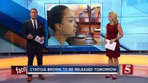 Prosecutor in Cyntoia Brown case applauds her release