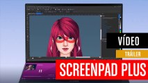 ZenBookPro ScreenPad Plus