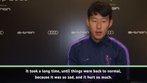 Champions League final loss hurt - Son