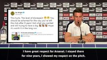 """I have great respect for Arsenal"" - Koscielny"