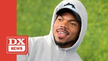 Chance The Rapper Thinks People Want Him To Kill Himself