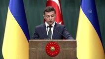 """Ukrayna Devlet Başkanı Zelenskiy: """"Kırım Ukrayna'dır"""""""