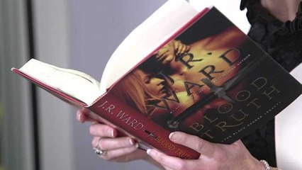 ASMR | Bestselling romance author J.R. Ward reads from NEW book