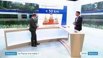 Transports : la France néglige son réseau secondaire