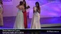Tania Valencia es la nueva Señorita Valle 2013