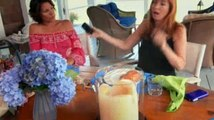 The Real Housewives Of New York City S03E02 Dueling Labor Day Parties