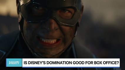 Is Disney's Domination Good for the Box Office?