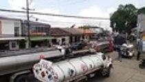 Reportan hostigamientos en la estación de Policía de Morales, centro del CaucaReportan hostigamientos en la estación de Policía de Morales, centro del Cauca