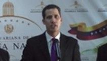 """""""El mundo solo reconoce a la Asamblea Nacional"""", dice jefe del Parlamento en Venezuela"""