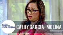 Direk Cathy reenacts some of the famous lines from her iconic films | TWBA