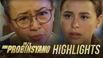 Virgie reminds Alyana of her worth as Cardo's wife | FPJ's Ang Probinsyano