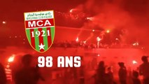 Le MC Alger célèbre ses 98 ans