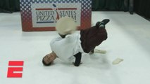 United States Pizza Team defies gravity in pizza spinning acrobatic trials - ESPN 8: The Ocho