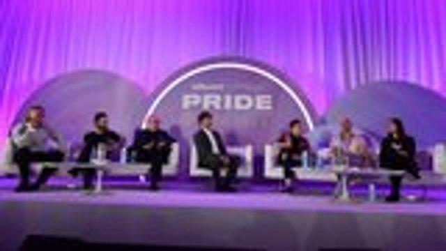 Jess Caragliano, Wade Leak & More On Pride In The Corner Office   Billboard & THR Pride Summit 2019