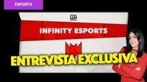 Montse entrevistó al dueño de Infinity Esports