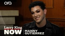 """Brands cater to women"": Makeup artist Manny Gutierrez on blurring gender lines"