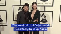 The Current Situation Between The Weeknd And Bella Hadid