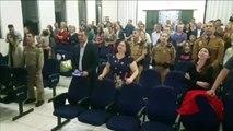 Culto dá início às solenidades de comemoração aos 165 anos da Polícia Militar do Paraná