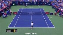 Kei Nishikori beaten by Richard Gasquet at ATP Rogers Cup