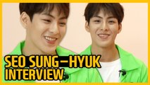 [Showbiz Korea] I am Seo Sung-hyuk(서성혁,RAINZ)! Interview for the Web Drama 'Summer Break(여름방학)'