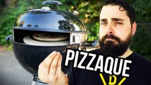 EJ Cooks: Pizzacraft Pizzaque for Kettle Grills