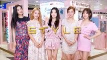 STYLE meets Red Velvet in Hong Kong