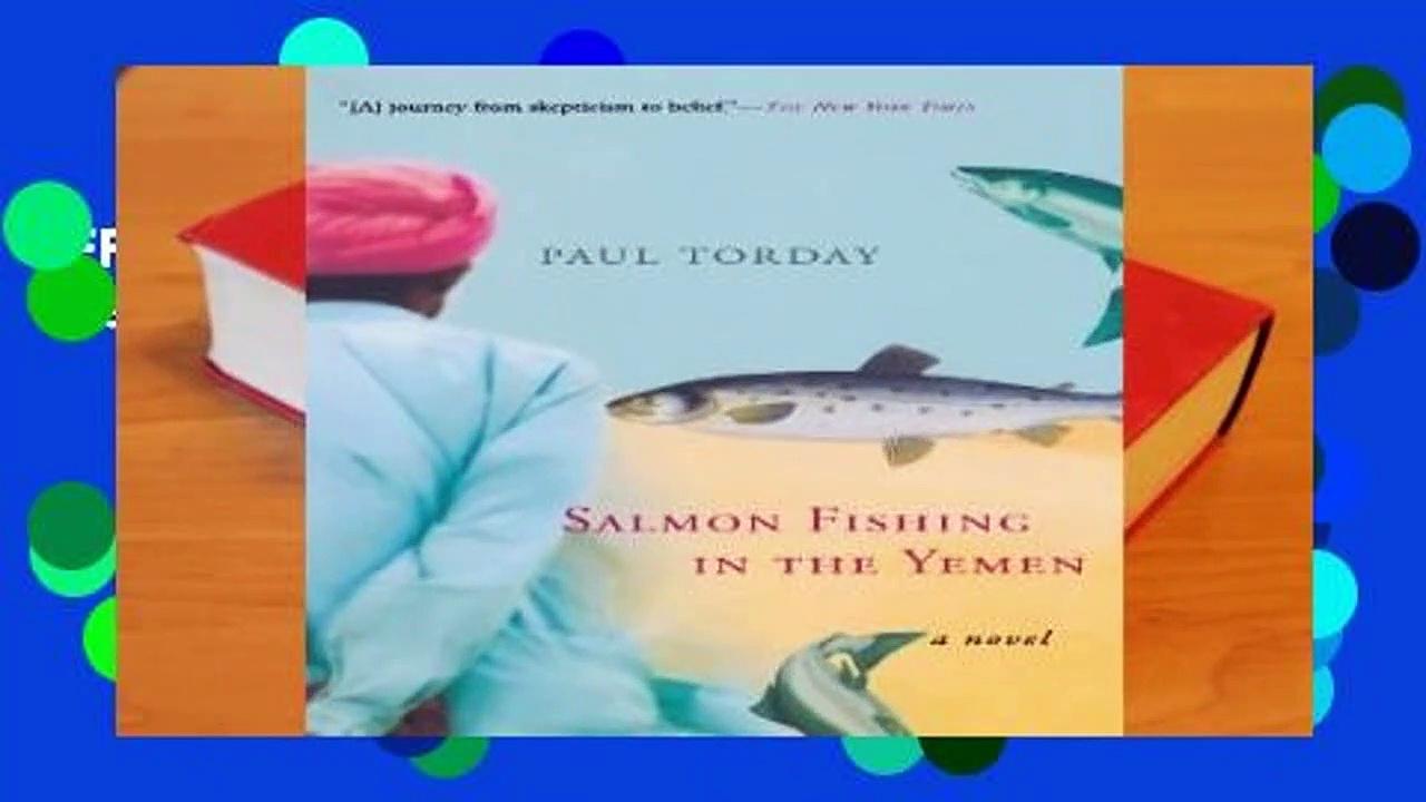 [FREE] Salmon Fishing in the Yemen