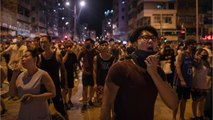 U.S. Has Raised Travel Warning For Hong Kong Due To Growing Civil Unrest