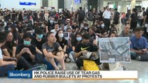 U.S. Raises Hong Kong Travel Advisory on Unrest