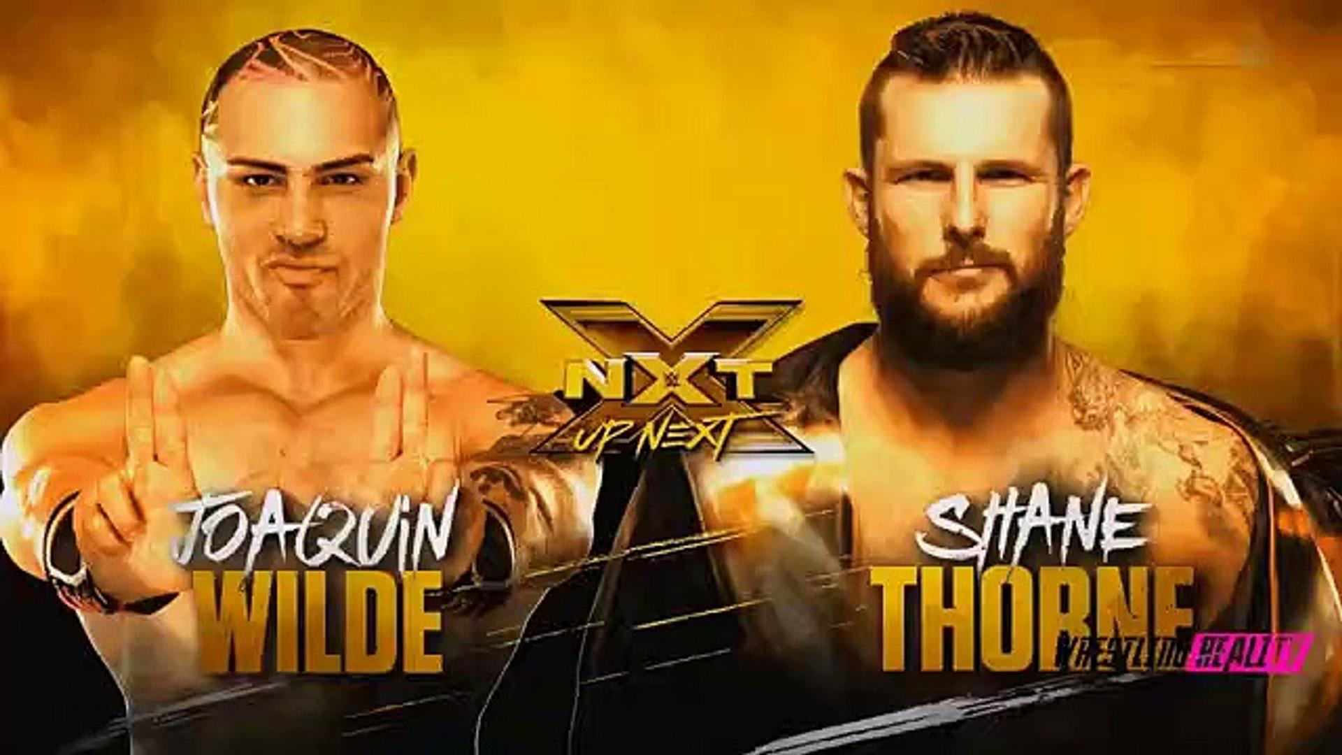WWE NXT 7th August Highlights HD - WWE NXT Highlight 08-07-19