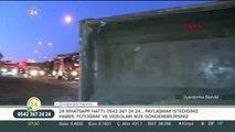 İstanbul Havalimanı yolunda kaza